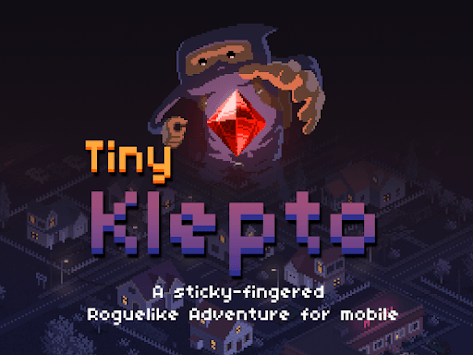 Tiny Klepto APK screenshot 1