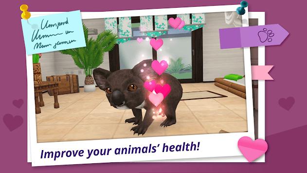 Pet World – My Animal Hospital – Care for animals APK screenshot 1