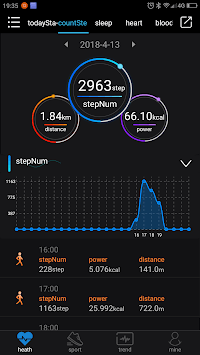 Lefun Health APK screenshot 1