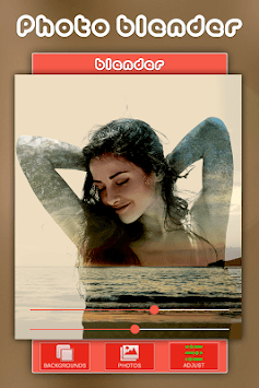 Photo Overlays - Blender APK screenshot 1