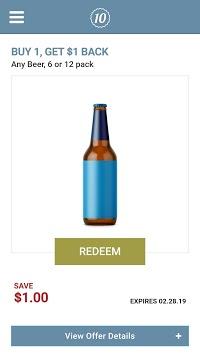 Top Ten Liquors APK screenshot 1