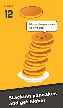 Tower of Pancake - The Game APK screenshot 1