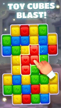 Toy Cubes Pop 2019 APK screenshot 1
