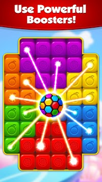 Toy Brick Crush - Addictive Puzzle Matching Game APK screenshot 1