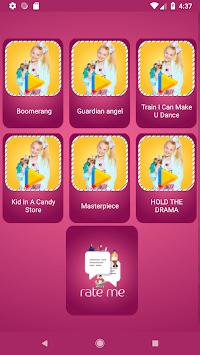 jojo siwa All Songs with Lyrics APK screenshot 1