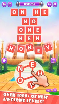 Word connect - free word puzzle games APK screenshot 1