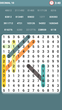 Number Search - Word Search APK screenshot 1