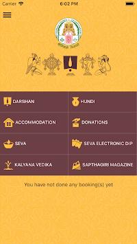 Ttd seva online booking app