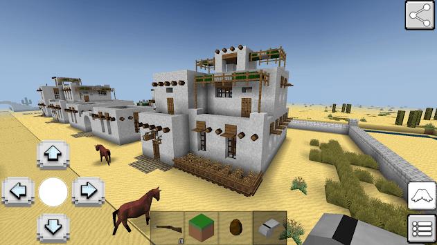 Wild West Craft - Mini West World APK screenshot 1