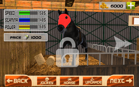 Play Horse Racing Game APK screenshot 1