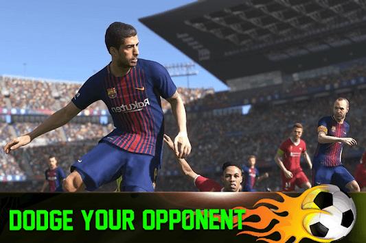 2019 Soccer League - Football Champion APK screenshot 1