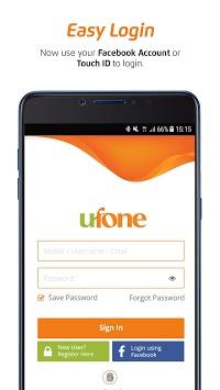 My Ufone APK screenshot 1