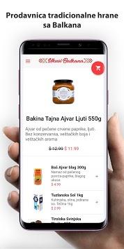 Ukusi Balkana APK screenshot 1