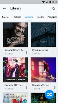 Music Player - Audio Player, EQ & Bass Booster APK screenshot 1