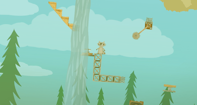 Tricks Ultimate Chicken Horse : Free APK screenshot 1