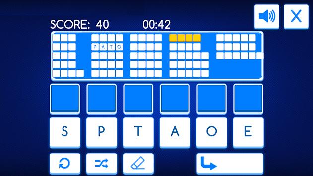 Ultra Text Twist APK screenshot 1
