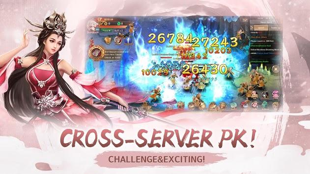 Myth of Sword APK screenshot 1