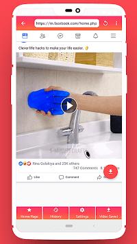 ALL Video Downloader 2019 APK screenshot 1