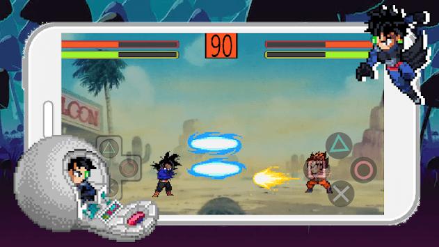Warrior God of Destruction APK screenshot 1