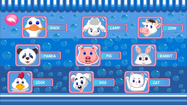 Hello Kitty Piano Animals&Numbers Learn APK screenshot 1