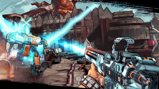 Fatal Bullet - FPS Gun Shooting Game APK screenshot 1