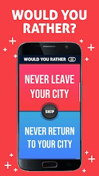 Would You Rather? APK screenshot 1