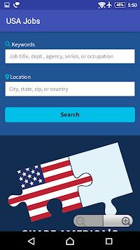 USA Jobs | All USA Gov. Jobs APK screenshot 1