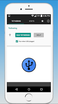 USB Tethering Share APK screenshot 1