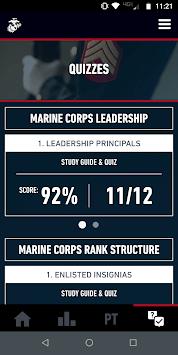USMC Squad Bay APK screenshot 1