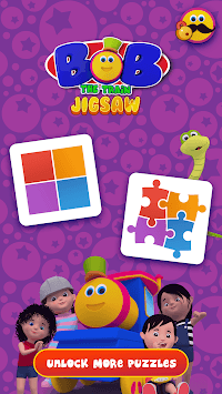 Bob the Train Puzzles APK screenshot 1