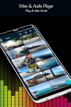 Video Player 2019 APK screenshot 1