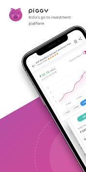 Mutual Fund & SIP Investment app, Save Tax - Piggy APK screenshot 1