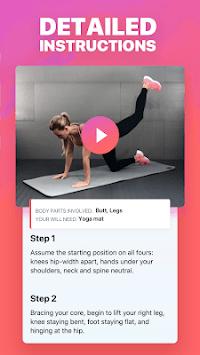 She Fit - Female Fitness APK screenshot 1