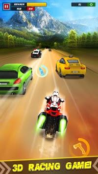 Bike racing - Bike games - Motocycle racing games APK screenshot 1