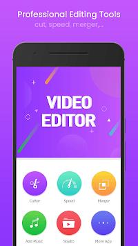 Video editor APK screenshot 1