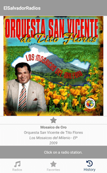 El Salvador Radios APK screenshot 1