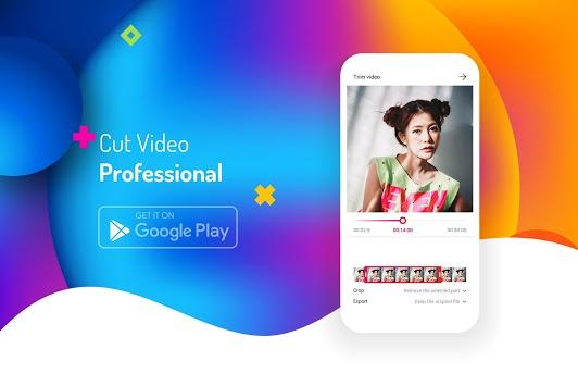 Cut Video Editor: Crop Video & Trim Video APK screenshot 1