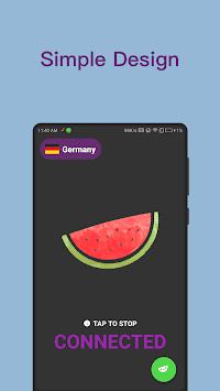 Melon VPN - Unlimited Unblock Free Wifi Proxy VPN APK screenshot 1