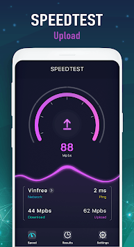 Speed Test App: Internet Speed Test & Speed Check APK screenshot 1