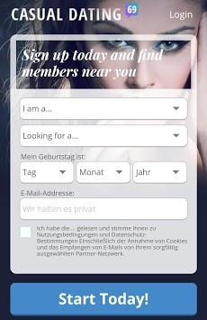 Casual Dating APK screenshot 1