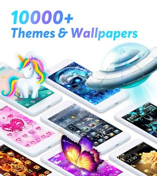 Magic Box - Themes & Wallpapers APK screenshot 1