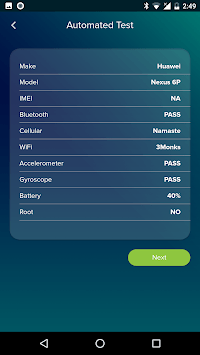 Warranty Life APK screenshot 1