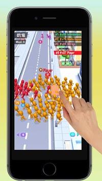 Crowd Popular Runner APK screenshot 1