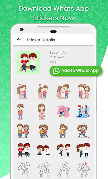 Stickers for Whatsapp - WAStickerApps APK screenshot 1
