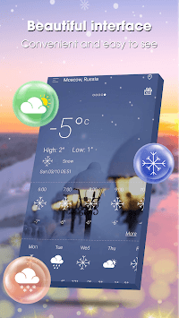 Weather forecast APK Download For Free