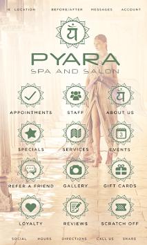 Pyara Spa and Salon APK screenshot 1