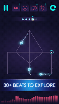 Beat Balls: The magic loop APK screenshot 1