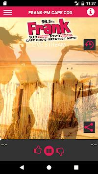 Frank-FM Cape Cod APK screenshot 1