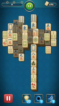 Mahjong Solitaire: Earth APK screenshot 1