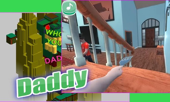 Find Your Daddy : The misfit Baby APK screenshot 1